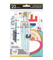The Happy Planner Girl Inspiration Cards-Miss Maker, , hi-res