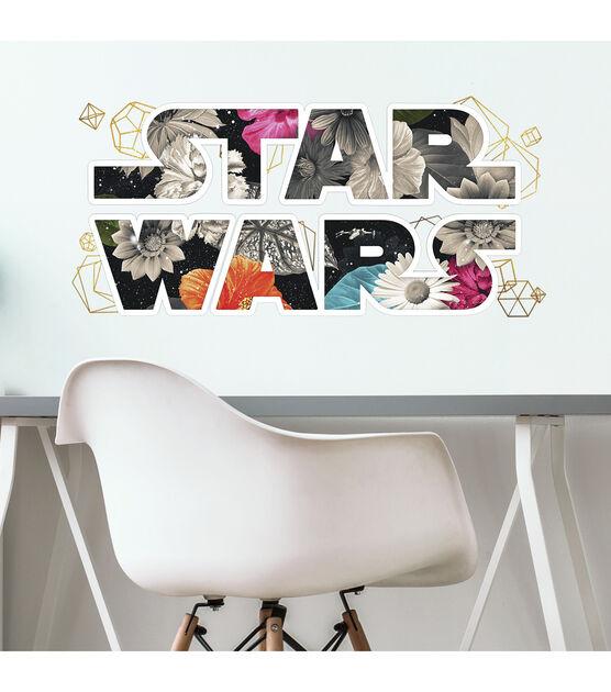York Wallcoverings Wall Decals Star Wars Floral Joann