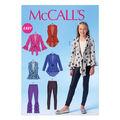 Mccall Pattern M7042 7-8-10-12--Mccall Pattern