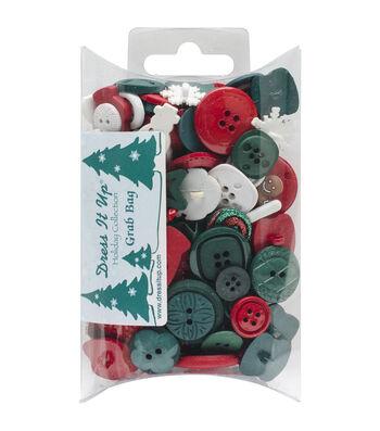 Christmas Grab Bag Embellishments