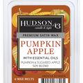 Hudson 43 Candle & Light 6 pk Pumpkin Apple Premium Satin Wax Melts