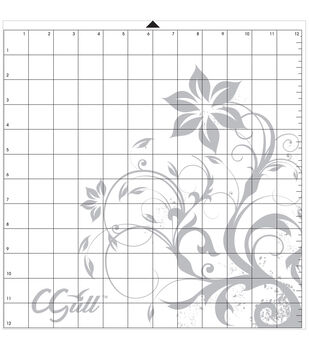 """Silhouette Style Cutting Mat 12""""X12""""-"""