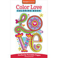 Adult Coloring Book-Design Originals Color Love