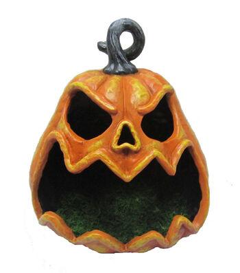 Maker's Halloween Littles Jack-o'-lantern Container