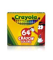 Crayola Crayons 64/Pkg, , hi-res