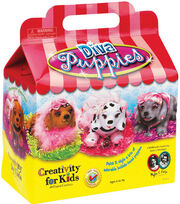 Creativity for Kids Kit-Diva Puppies Kit, , hi-res