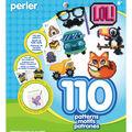 Perler Pattern Pad-Stripe Bead Designs