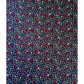 Doodles Juvenile Apparel Fabric-Crowns & Stars on Navy