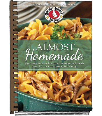 Almost Homemade Foodcrafting Book