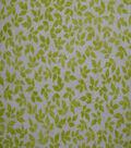 Premium Quilt Cotton Fabric-Remi Tonal Leaves