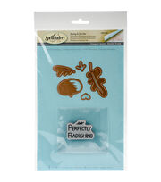 Spellbinders Market Fresh Stamp & Die Set-Perfectly Radishing, , hi-res
