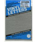 Duro 302pcs Permanent Adhesive Vinyl Letters & Numbers