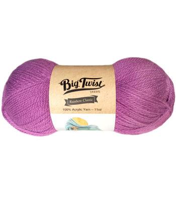 Big Twist Rainbow Classic Yarn