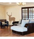 Home Decor Deer Cork Deluxe Wall Decal, 4 Piece Set