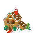 Little Makers 3D Gingerbread House Kit