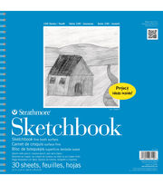 Strathmore Kids Sketchbook, , hi-res