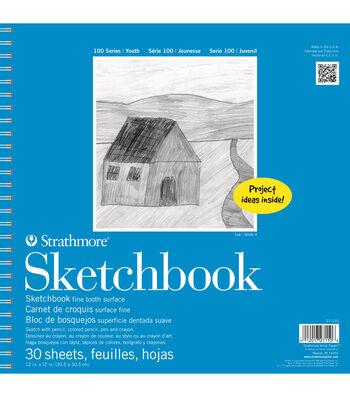 Strathmore Kids Sketchbook
