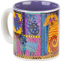 Laurel Burch Dog Tails Mug