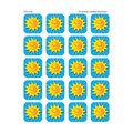 Teacher Created Resources Summer Sunshine Stickers 12 Packs