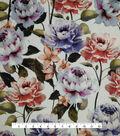 Modern Vintage Scuba Knit Fabric 57\u0027\u0027-Multicolor Garden Floral
