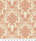 Waverly Upholstery Fabric 54\u0022-Tailored Romance Bloom