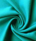 Knit Solids Pima Cotton Spandex Fabric-Tile Blue