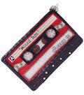 Maker\u0027s Holiday Ornament-Black Cassette Tape