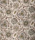 Home Decor 8\u0022x8\u0022 Fabric Swatch-Eaton Square Hillcrest Rhinestone