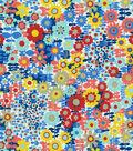 Home Decor 8\u0022x8\u0022 Fabric Swatch-PKL Get Happy Bluebonnet