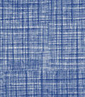 Quilter\u0027s Showcase Cotton Fabric -Screen Blender on Blue
