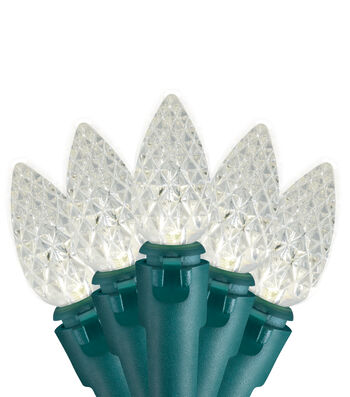 Maker's Holiday 20Ct LED Lights-Diamond White