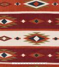 No Sew Fleece Throw Kit 72\u0027\u0027x60\u0027\u0027-Welcome to the Lodge