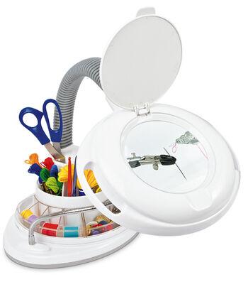 OttLite22W Storage Lamp with Magnifier