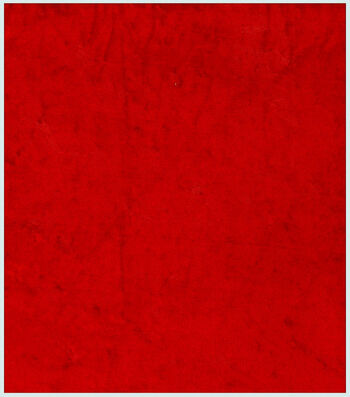 3 Yard Pre-Cut Crushed Panne Fabric Remnant-Red