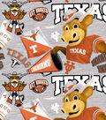 University of Texas Longhorns Cotton Fabric-Collegiate Mascot