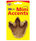 Discovering Dinosaurs Tracks Mini Accents, 36 Per Pack, 6 Packs