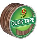 Patterned Duck Tape 1.88\u0022X10yd-Woodgrain