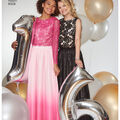 Simplicity Pattern 8328 Misses\u0027 Special Occasions Dress-Size P5 (12-20)