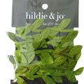 hildie & jo 54\u0027\u0027 Hair Vine with Leaves-Green