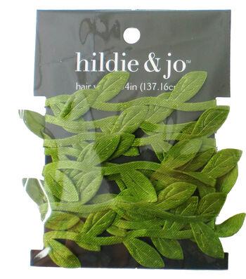 hildie & jo 54'' Hair Vine with Leaves-Green