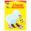 Busy Bees Classic Accents, 36 Per Pack, 6 Packs