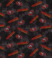 NFL Sf 49ers Tie Dye Flannel, , hi-res