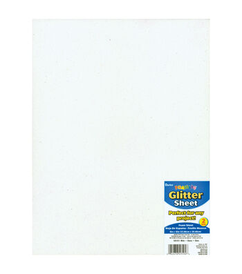 Darice Foamies Foam Sheet 2mm 9''X12''