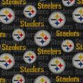 Pittsburgh Steelers Fleece Fabric-Sweater