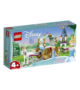 LEGO Disney Princess Cinderella's Carriage Ride Set