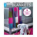 Leisure Arts-Knit Color Block Blankets
