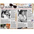 Civil Rights Pioneers Bulletin Board Set, 2 Sets