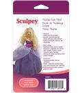 Sculpey Flexible Push Mold-Woman Doll
