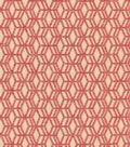 P/K Lifestyles Upholstery Fabric 55\u0022-Turning Point/Berry