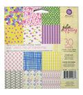 Prima Marketing Double-Sided Paper Pad 6\u0022X6\u0022 30/Pkg-Julie Nutting Kaleidoscope
